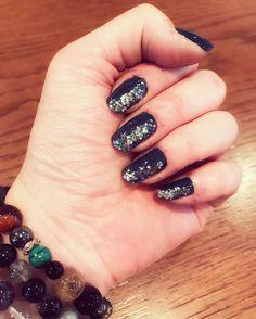 Today's Nail Art  #ラメ #nailart #nail