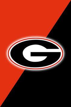 Bulldog Wallpaper, State Canvas, Georgia Bulldogs Football, Team Wallpaper, Georgia Girls, Football Fans, Bmw Logo, Converse, Canvas Ideas