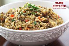 Melissa's Southern Style Kitchen: Cajun Dirty Rice