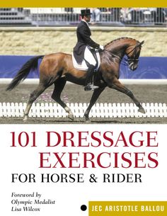 Dressage is the ultimate achievement of oneness between horse and rider. This comprehensive training manual offers expert tips and practical exercises for mastering a variety of dressage techniques. F
