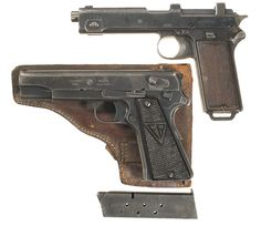 German WWII pistols - Google SearchLoading that magazine is a pain! Excellent loader available for your handgun Get your Magazine speedloader today! http://www.amazon.com/shops/raeind