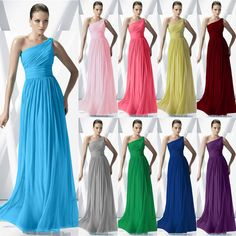 Find More Bridesmaid Dresses Information about One Shoulder Long Bridesmaid Dresses 2015 New Chiffon Bridesmaid Gown Wedding Party Prom Dresses,High Quality dresses debenhams,China dress up tea party Suppliers, Cheap dress career from Hh-Dress on Aliexpress.com