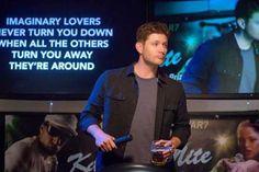 VANESSA - SUPERNATURAL: Supernatural Dallas Con 2014 e Sinopse do episódio...