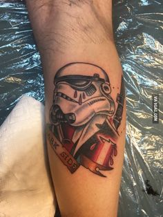 If anyone could appreciate my new tattoo it would be you guys