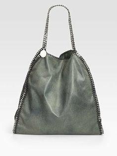 Stella McCartney Shaggy Deer Falabella Shoulder Bag ì