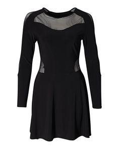 Zip Front Sweater Dress Venus 114