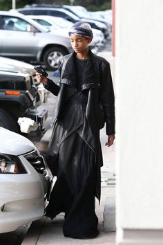 wow goddamn willow smith reppin that shit