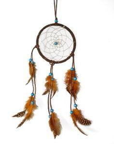 Amazon.com: Dream Catcher Native American Indian Inspired ...