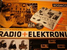"Alter Klassiker ""Radio + Elektronik"", 1960"