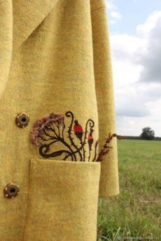 35+ Best Ideas Embroidery Modern Pattern Folk Art