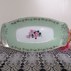 China Cabinet, Norway, Plates, Retro, Tableware, Vintage, Licence Plates, Dishes, Dinnerware