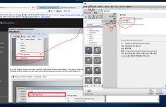 HDR Light Studio, 키샷 플러그인 설정