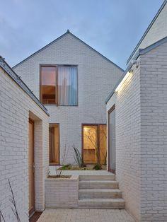 tact architectes, Stéphane Chalmeau · 6 Logements à Mauves-sur-Loire · Divisare