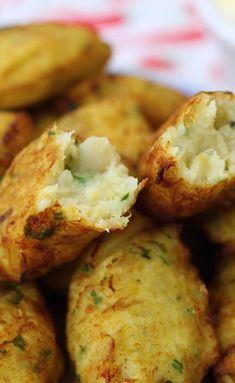 Real Food Recipes, Cooking Recipes, Healthy Recipes, Bacalhau Recipes, Cod Fish Recipes, Dominican Food, Portuguese Recipes, Fish And Seafood, Food Videos