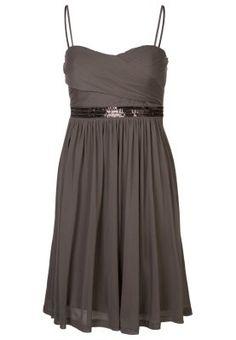 Vestido de cóctel - marrón