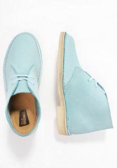 Clarks Originals Ankle Boot - light blue - Zalando.de