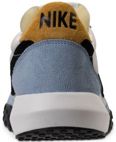 94d69a7e9f9 Nike Men s Roshe Waffle Racer Nm Casual Sneakers from Finish Line - Black  10.5 Black 13