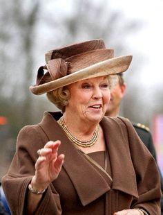 Queen Beatrix  I  The Royal Hats Blog