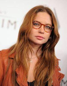 Stupendous Eyeglasses For Round Faces Women Hers Glasses 239X300 Matching Short Hairstyles For Black Women Fulllsitofus
