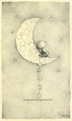 Kind of Cute artist blog for: Maricarmen Pizano