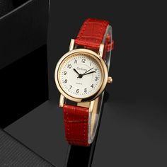 Gogoey Luxury Rose Gold Watch Women Watches Small Leather Watches Fashion Ladies Watch Lady Hour montre femme relogio feminino
