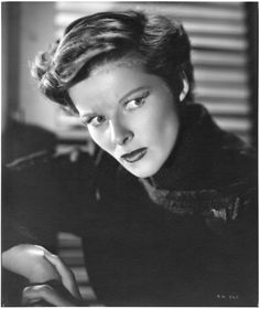 "Collection of (4) Katherine Hepburn oversize gallery portraits by Ernest A. Bachrach. Silver bromide matte 11 x 14 in. double-weight master prints (ca. 1937), from the personal collection of the photographer. Three are numbered in the negatives ""K H 550"", ""562"", and ""596""."
