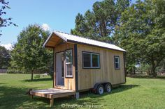 The Big Mack by Tiny Happy Homes - http://www.tinyhouseliving.com/the-big-mack-by-tiny-happy-homes/