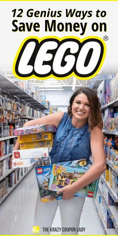 Wondering how to save money on Lego sets or Lego hacks that will save you money? Taking advantage of these LEGO deals from The Krazy Coupon Lady will help ease the pain when you step on those pesky bricks your kids leave lying around on the floor. We've put together some tips that'll help you find LEGO sales, hunt for discounted Lego sets, and even make some cash for older LEGOs collecting dust around your house.