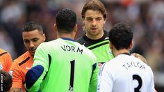 Newcastle keeper Tim Krul and Swansea keeper Michel Vorm are both in Bert van Marwijk's Netherlands Euro 2012 squad.