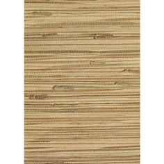 The Wallpaper Company 72 sq. ft. Beige Grasscloth Wallpaper-WC1284538 at The Home Depot