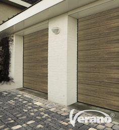 Een veilige en comfortabele garage? Met de #garagedeuren van Verano® maakt u het mogelijk! #Verano #garagedoors