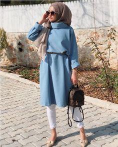 New season cute pants collection – Just Trendy Girls Muslim Fashion, Modest Fashion, Hijab Fashion, Fashion Outfits, Fashion Beauty, Hijab Outfit, Pakistan Street Style, Hijab Stile, Hijab Look