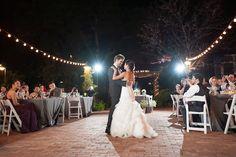 Rustic Elegance; A Laid-Back California Wedding