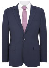 """Slim Fit Navy Lycra Jacket from """"Austin Reed"""", Purchase on discounted price using coupon codes and promotional codes."""