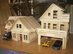 Paddle pop house idea :)