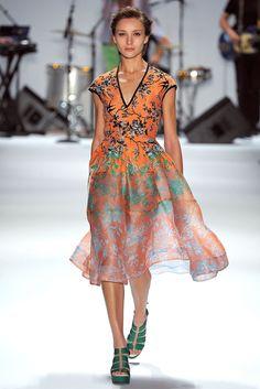 Nanette Lepore, New York Fashion, Runway