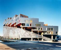Mountain Dwellings, Bjarke Ingles Group, Copenhague.