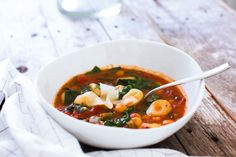 Italian Vegetable and Gnocchi Soup | a Couple Cooks