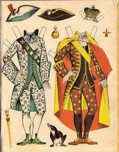 Cinderella, Paper Dolls To Cut Out and Dress by Gordon Laite, A Little Golden Activity Book, 1960 Golden Press #A36 (11 of 20)