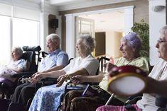 La música ayuda a las personas que viven con alzhéimer a expresar sus emociones