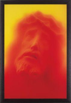 Andres Serrano, Ecce Homo, 1988 | Alain.R.Truong