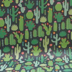 Feuille papier Cactus