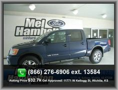 2012 Nissan Titan PRO-4X Pickup  Cupholders: Front And Rear, Fixed Antenna, Rear Shoulder Room: 64.6, Regular Front Stabilizer Bar, 200 Lbs., Rear Head Room: 40.4, Wheel Width: 8, Abs And Driveline Traction Control,