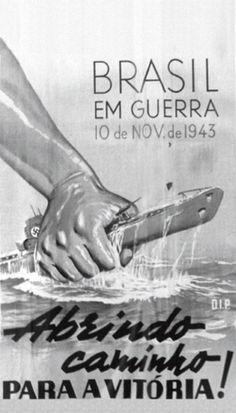 Brasil em guerra