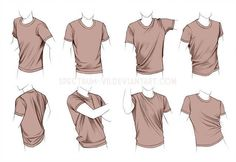 New Clothes Anime Design Reference Drawing Tutorials Ideas Drawing Reference Poses, Drawing Poses, Design Reference, Drawing Tips, Drawing Tutorials, Teen Girl Outfits, New Outfits, How To Draw Shirts, How To Draw Clothes