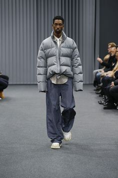 Fall Winter 17 Menswear collection  Look 17
