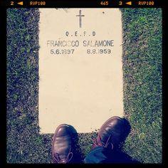 Salamone lápida
