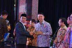 WALIKOTA JAMBI KEMBALI SABET DUA PENGHARGAAN BERGENGSI DI JAKARTA