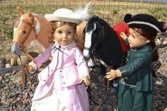 american girl doll elizabeth set |