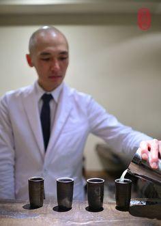 "Mixology Bar Gen Yamamoto serves original cocktails that reflect ""shiki"", Japanese seasonality, using fresh ingredients while building on a progression of flavors and harmony."